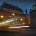 Praha tramvají