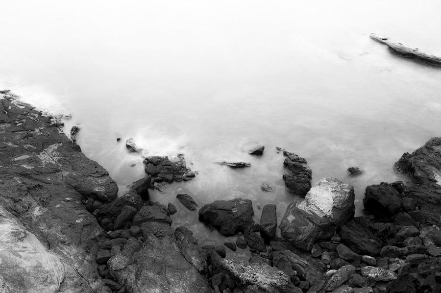 shoreline, rocce, mare, sardegna