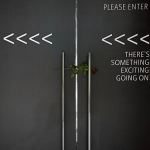 Barred door…