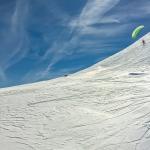 Snow + Kite